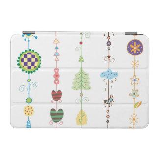 Close-up of ornaments iPad mini cover