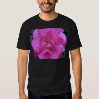 Close up of Pink Flower Shirt