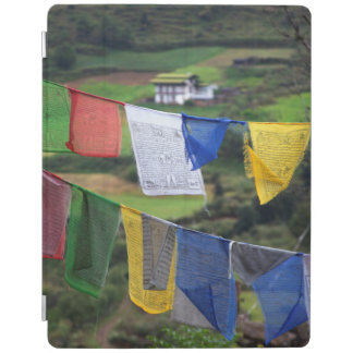 Close Up Of Prayer Flags iPad Cover