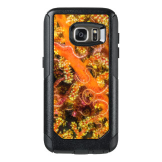 Close-up of Sea Star OtterBox Samsung Galaxy S7 Case