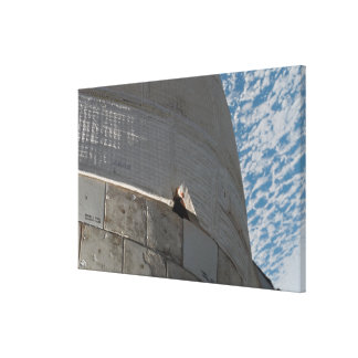 Close-up of Space Shuttle Atlantis Canvas Print