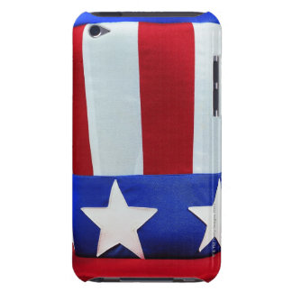 close-up of stars and stripes on a high hat iPod touch covers