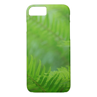 Close-up of sword fern iPhone 8/7 case