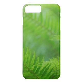Close-up of sword fern iPhone 8 plus/7 plus case