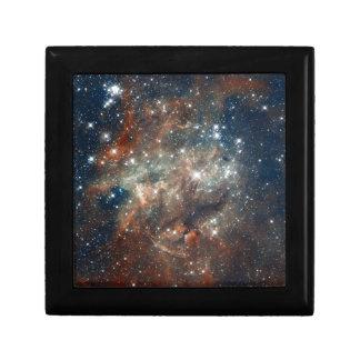 Close-up of the Tarantula Nebula Gift Box