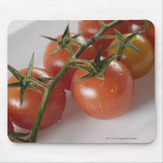 Close-up of tomatoes on a tray mouse pad