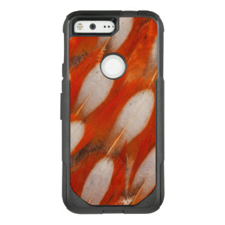 Close Up Of Tragopan Feathers OtterBox Commuter Google Pixel Case