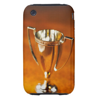 Close-up of trophy iPhone 3 tough covers