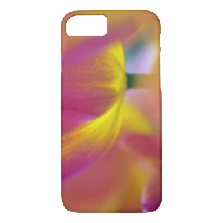 Close-up of underside of tulip flower, Kuekenhof 2 iPhone 7 Case