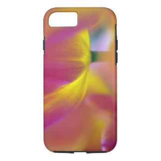 Close-up of underside of tulip flower, Kuekenhof 2 iPhone 8/7 Case