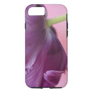 Close-up of underside of tulip flower, Kuekenhof iPhone 8/7 Case
