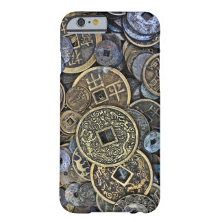 Close up of Vietnamese coins Barely There iPhone 6 Case