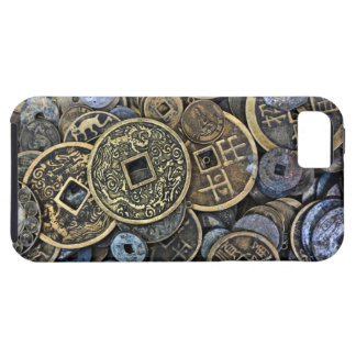 Close up of Vietnamese coins Case For The iPhone 5