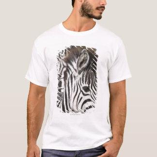 Close up of zebra T-Shirt