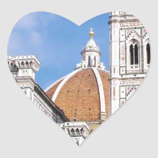 Close up on Florence. Heart Sticker