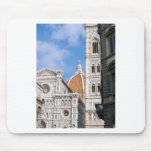 Close up on Florence. Mousepad