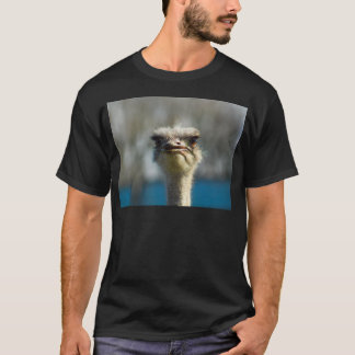 Close_Up_Ostrich_FullSize.jpg T-Shirt