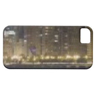 Close-up panoramic view of the Chicago lakefront 2 iPhone 5 Case