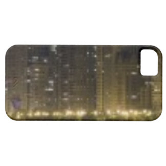 Close-up panoramic view of the Chicago lakefront Barely There iPhone 5 Case