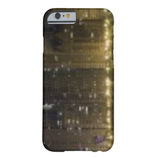 Close-up panoramic view of the Chicago lakefront Barely There iPhone 6 Case