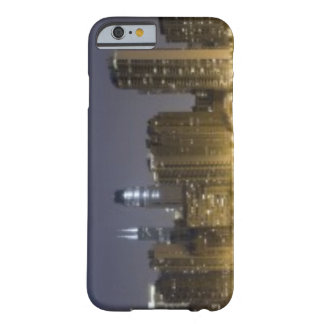 Close-up panoramic view of the northern section barely there iPhone 6 case