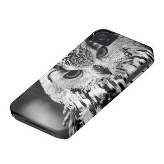 Close Up Portrait Of Eurasian Eagle-owl Case-Mate iPhone 4 Case