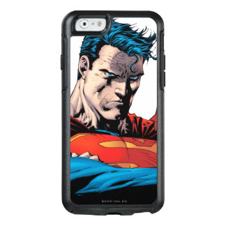 Close up to face OtterBox iPhone 6/6s case