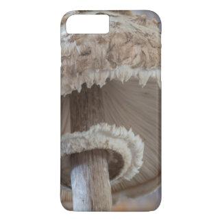 Close-Up Underside Of Mushroom iPhone 8 Plus/7 Plus Case