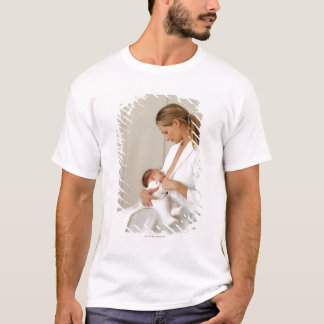 close up view of a baby (6-12 months) T-Shirt