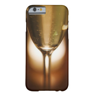 Close-up view of champagne glass barely there iPhone 6 case