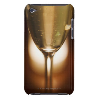 Close-up view of champagne glass Case-Mate iPod touch case