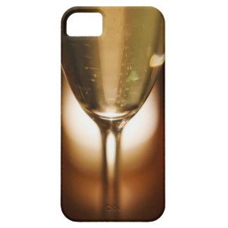 Close-up view of champagne glass iPhone 5 cover
