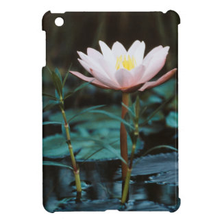 Close-Up view of Water Lily at Inle Lake iPad Mini Case