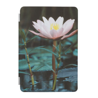 Close-Up view of Water Lily at Inle Lake iPad Mini Cover
