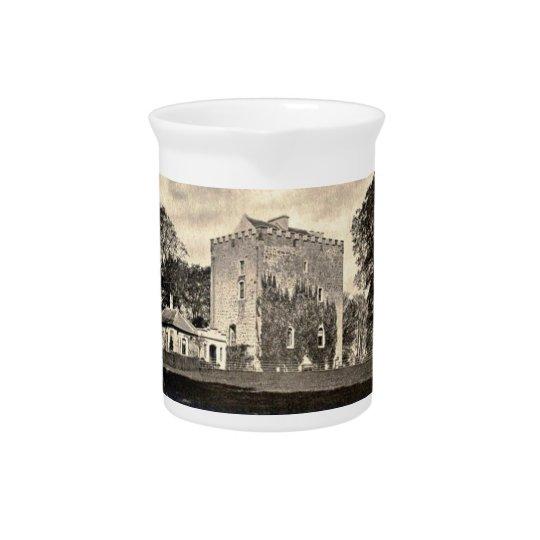 Closeburn Castle Beverage Pitcher