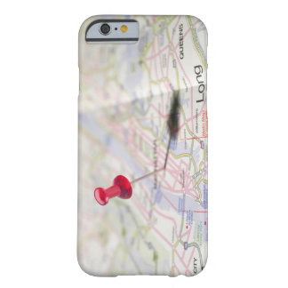 closed 050 maps maps map pins barely there iPhone 6 case