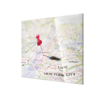 closed 050 maps maps map pins canvas print