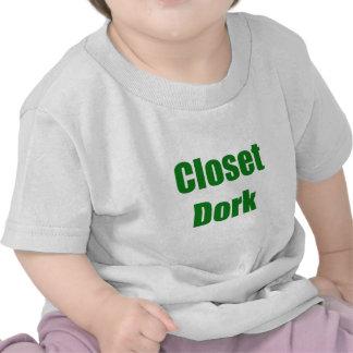 Closet Dork Tee Shirts