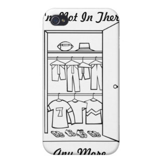 Closet: Gay Interest Covers For iPhone 4