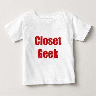 Closet Geek T Shirt