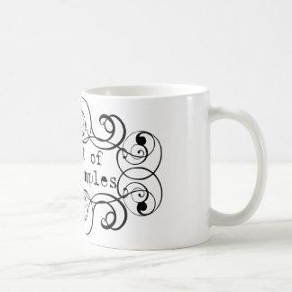Closet of Free Samples Basic White Mug