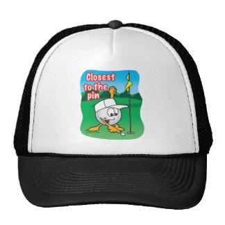 Closet To The Pin Golf Prize Cap