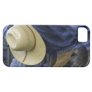 Closeup of Boots & Hat Barely There iPhone 5 Case