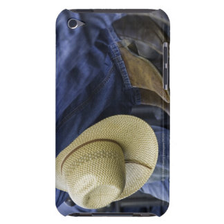 Closeup of Boots & Hat iPod Touch Case-Mate Case