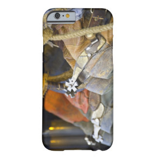Closeup of Boots & Spurs 2 Barely There iPhone 6 Case