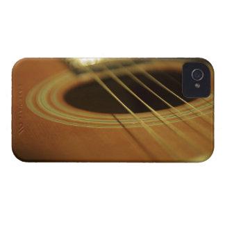 Closeup of Guitar Case-Mate iPhone 4 Case