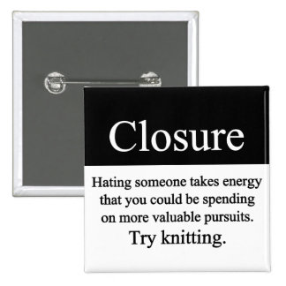 Closure Button
