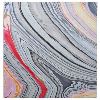 Cloth Napkins- Marble!