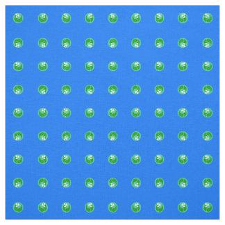 Cloth of Convallaria pattern Fabric