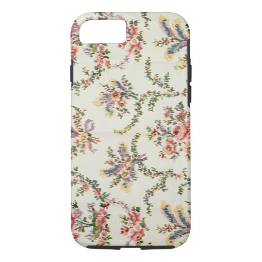Cloth woven for Queen Marie Antoinette at the Pala iPhone 8/7 Case